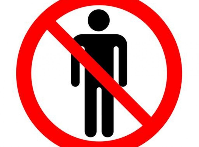 anti-male laws