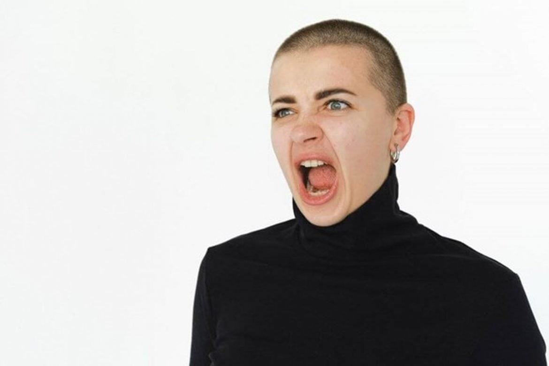 screeching feminist