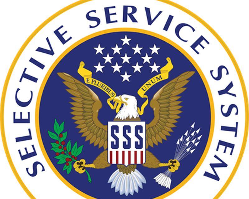 selective service insignia