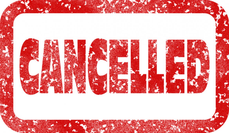 canceled header