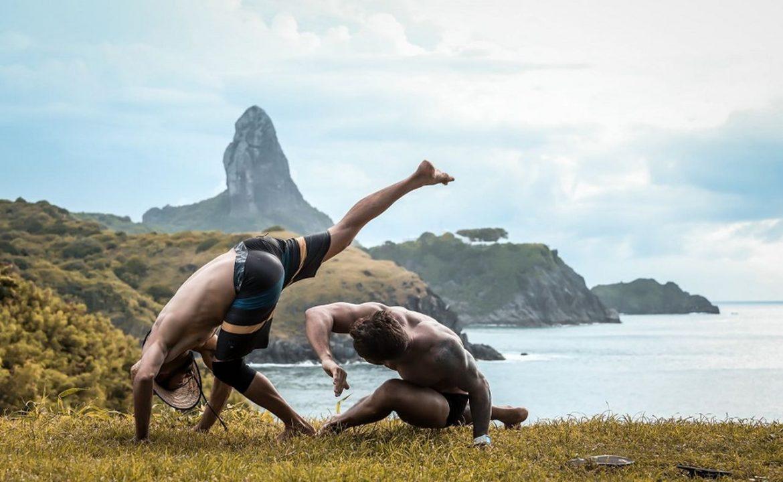 masculine dance